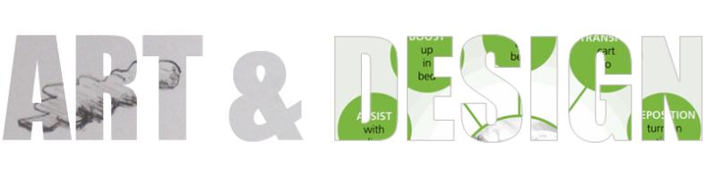 Art & Design Banner